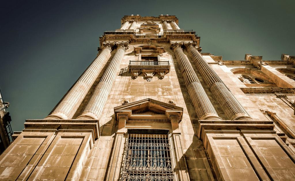 Obiective turistice Malaga - Catedrala Intruparii
