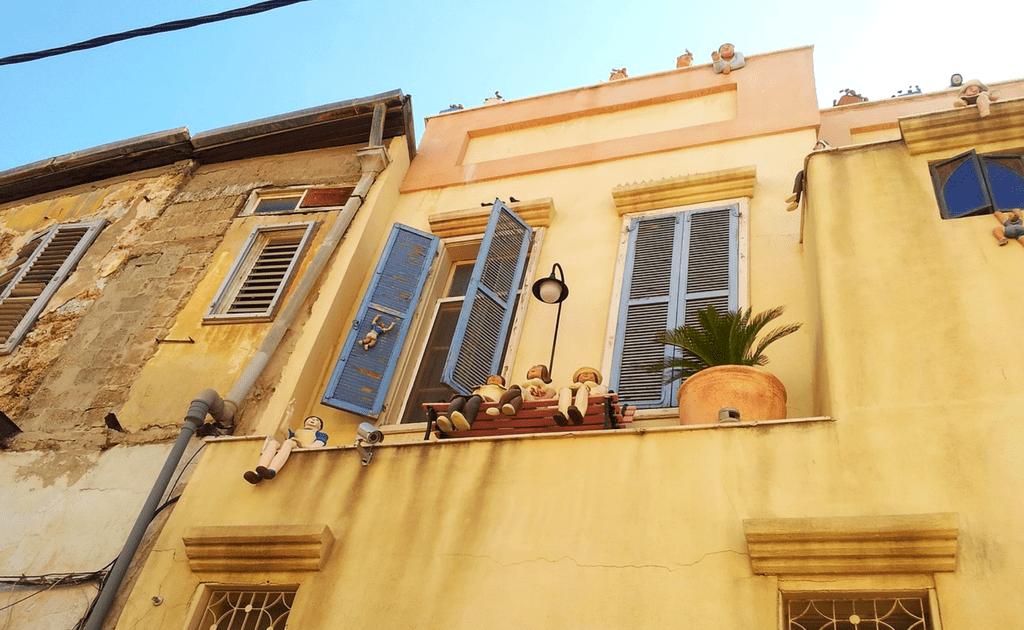 Tel Aviv obiective turistice, stil arhitectural bauhaus