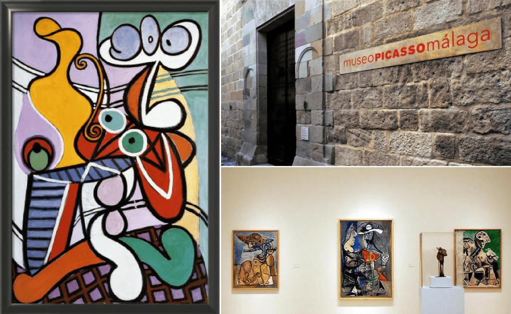 Obiective turistice Malaga - Museo Picasso