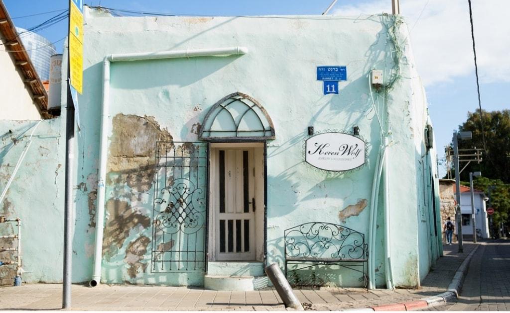 Tel Aviv obiective turistice, Cartierul Neve Tzedek