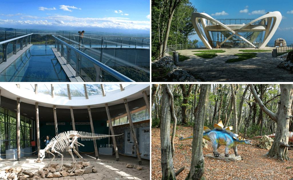 Obiective turistice Kutaisi - Pestera Sataplia
