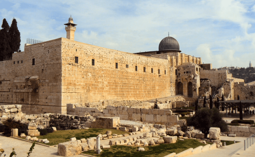 Obiective turistice Ierusalim - Biserica Sf. Mormant