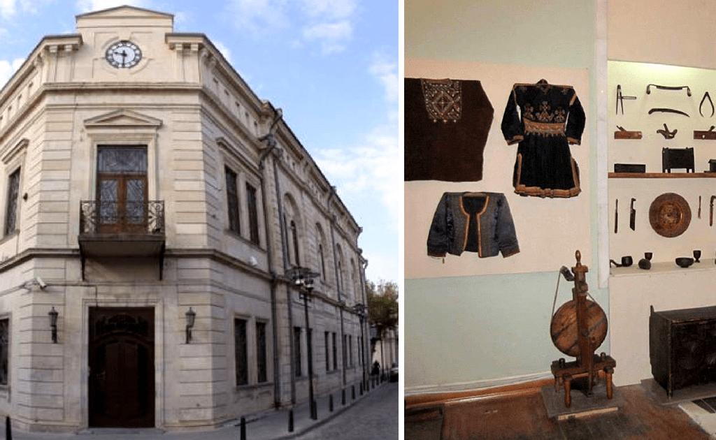 Obiective turistice Kutaisi - Muzeul de Istorie