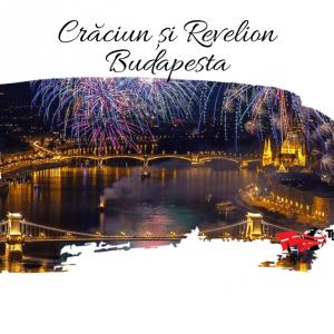 Craciun si Revelion la BUDAPESTA 2020 – 2021