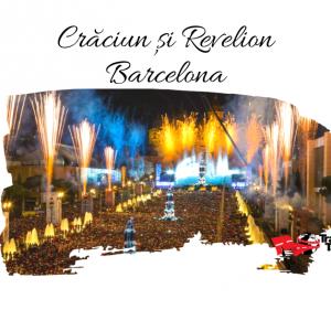 Craciun si Revelion BARCELONA (orasul lui Gaudi) 2020 – 2021