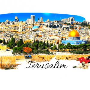 Top 10 obiective turistice Ierusalim – la pas prin Tara Sfanta