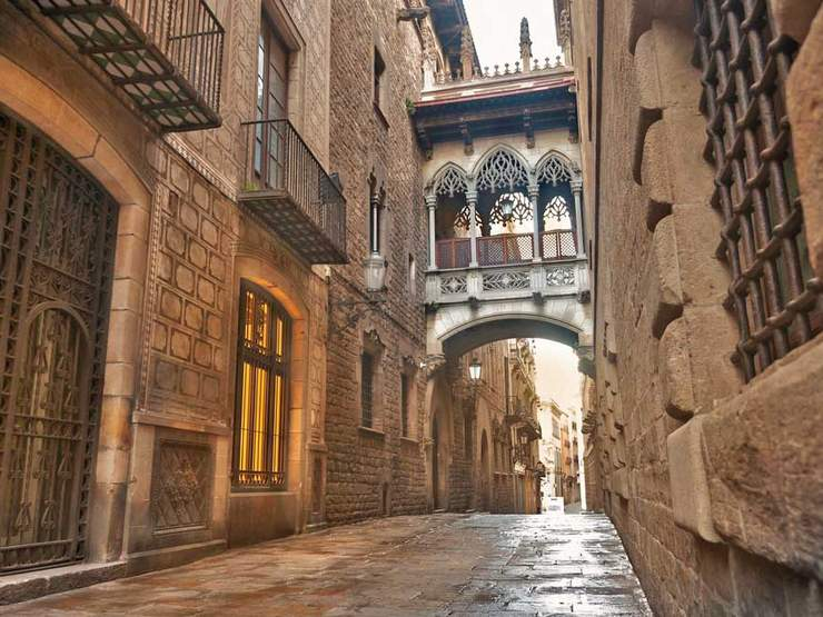City Break Barcelona 2021