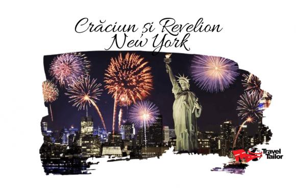 Craciun si Revelion la NEW YORK 2020 – 2021