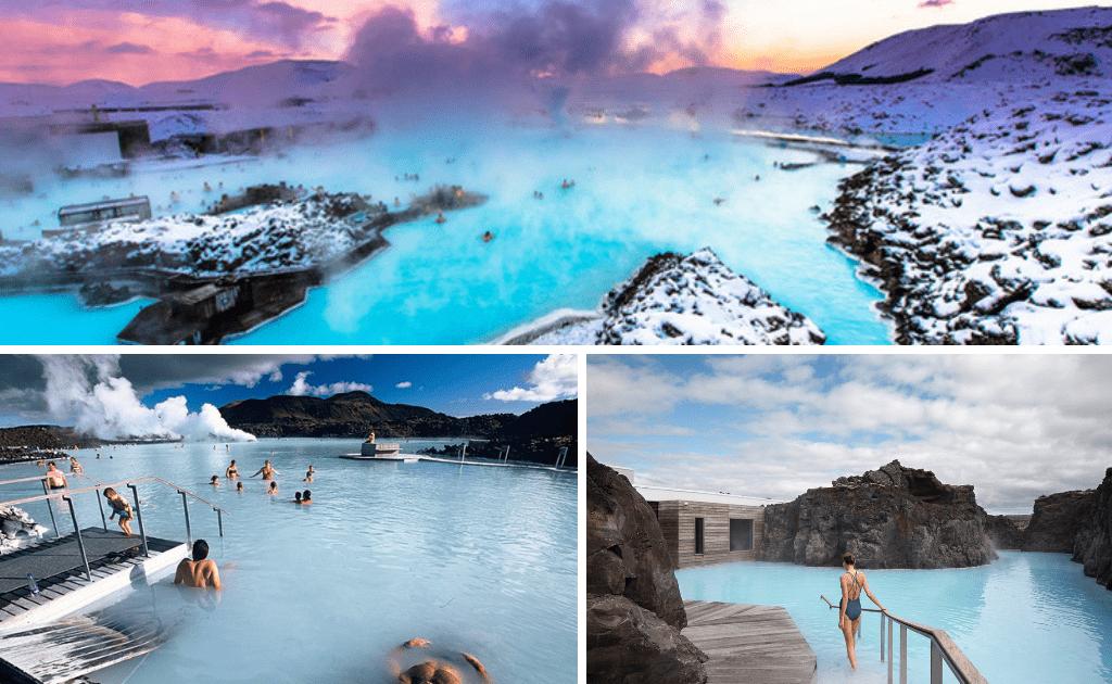 Statiuni balneare Europa - Laguna Albastra, Islanda