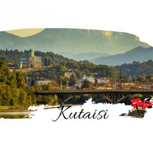 Top 9 obiective turistice Kutaisi, Georgia