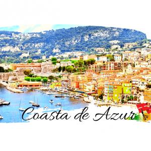 Top 7 destinatii intr-un sejur pe Coasta de Azur – obiective si atractii turistice