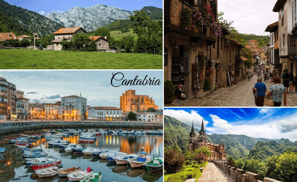 Cantabria - atractii turistice Nordul Spaniei