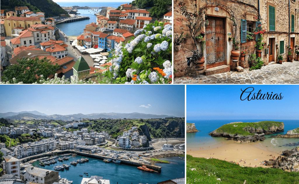 Asturias - atractii turistice Nordul Spaniei