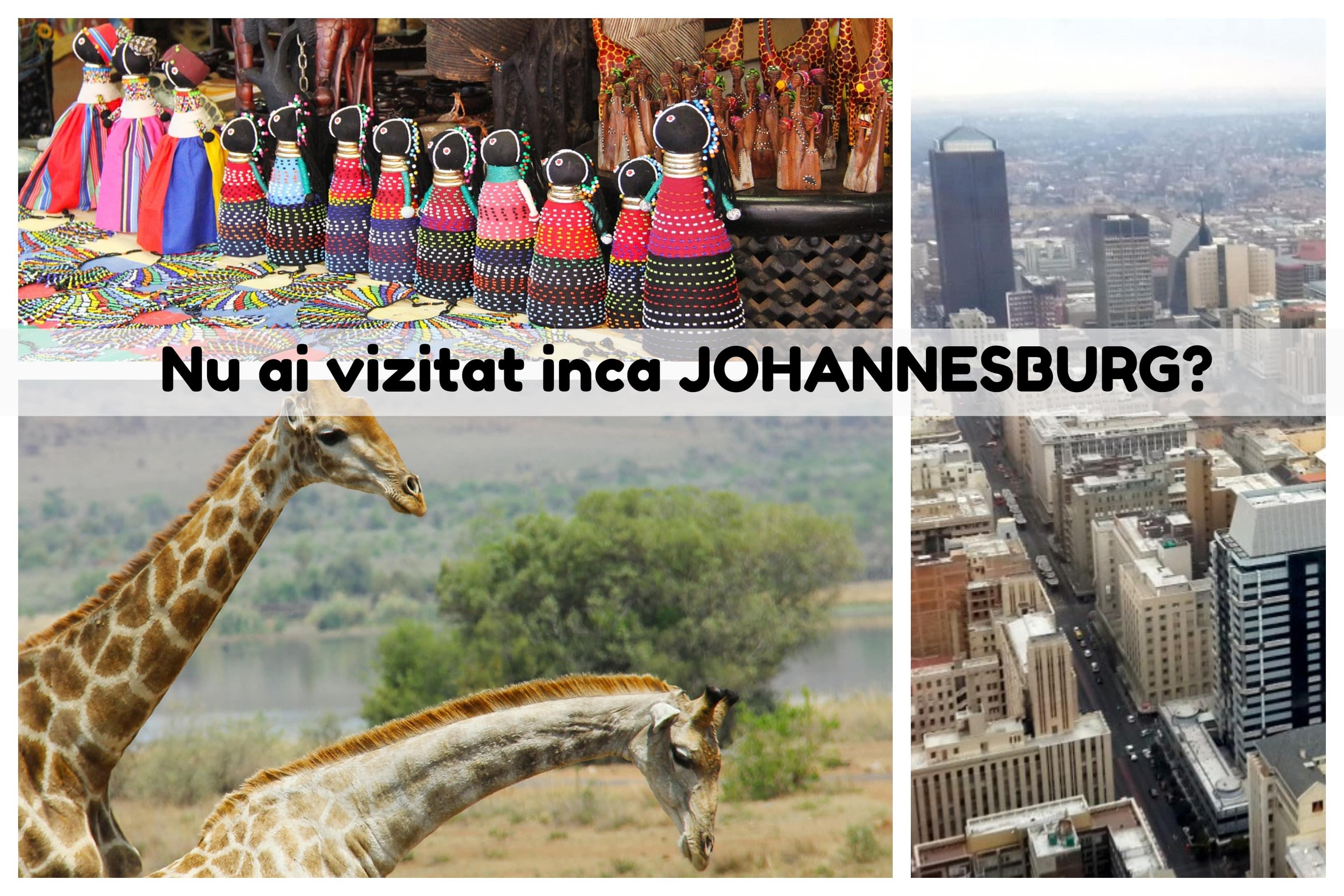 Johannesburg - destinatie KLM