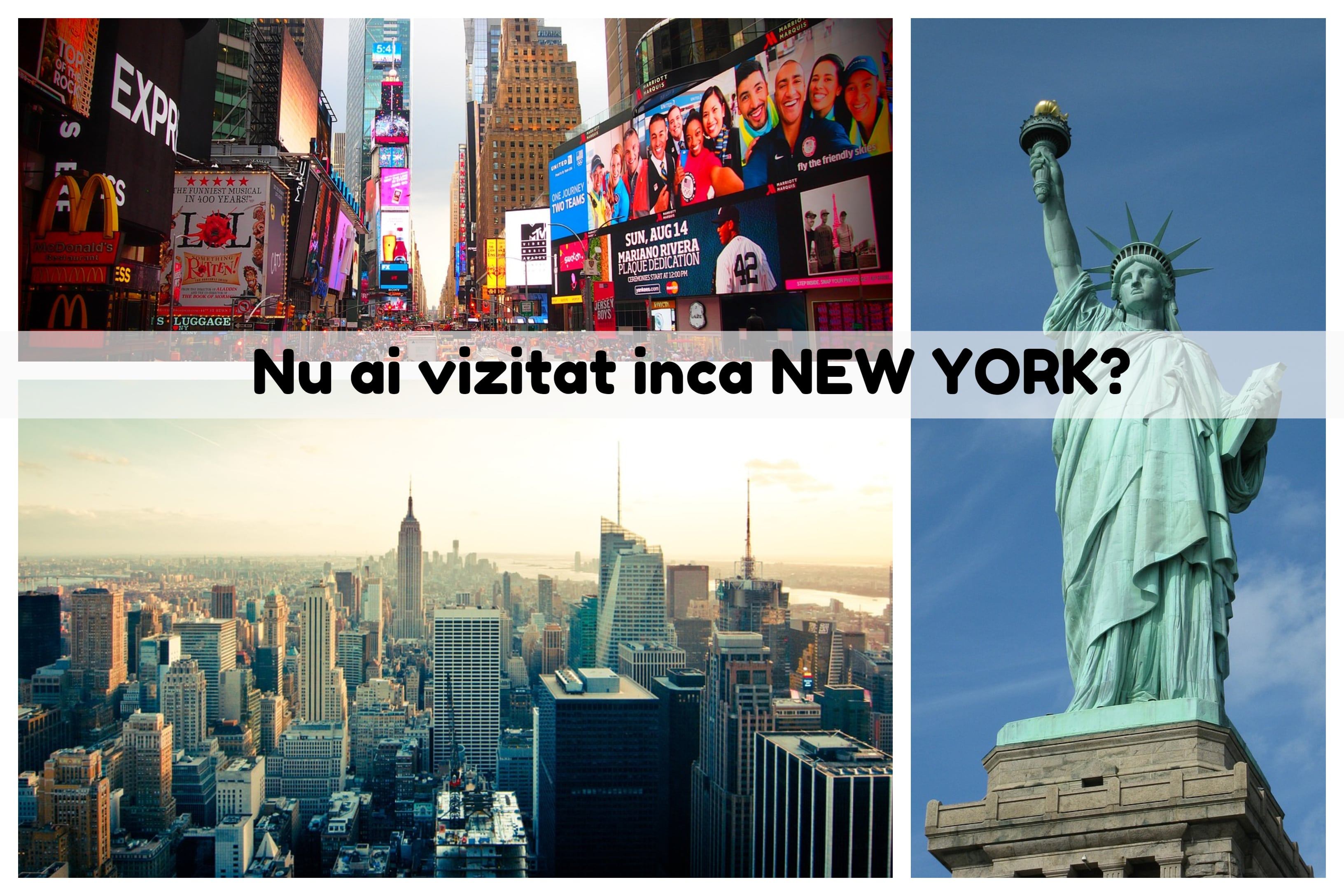 New York - oferta KLM de zbor translatlantic