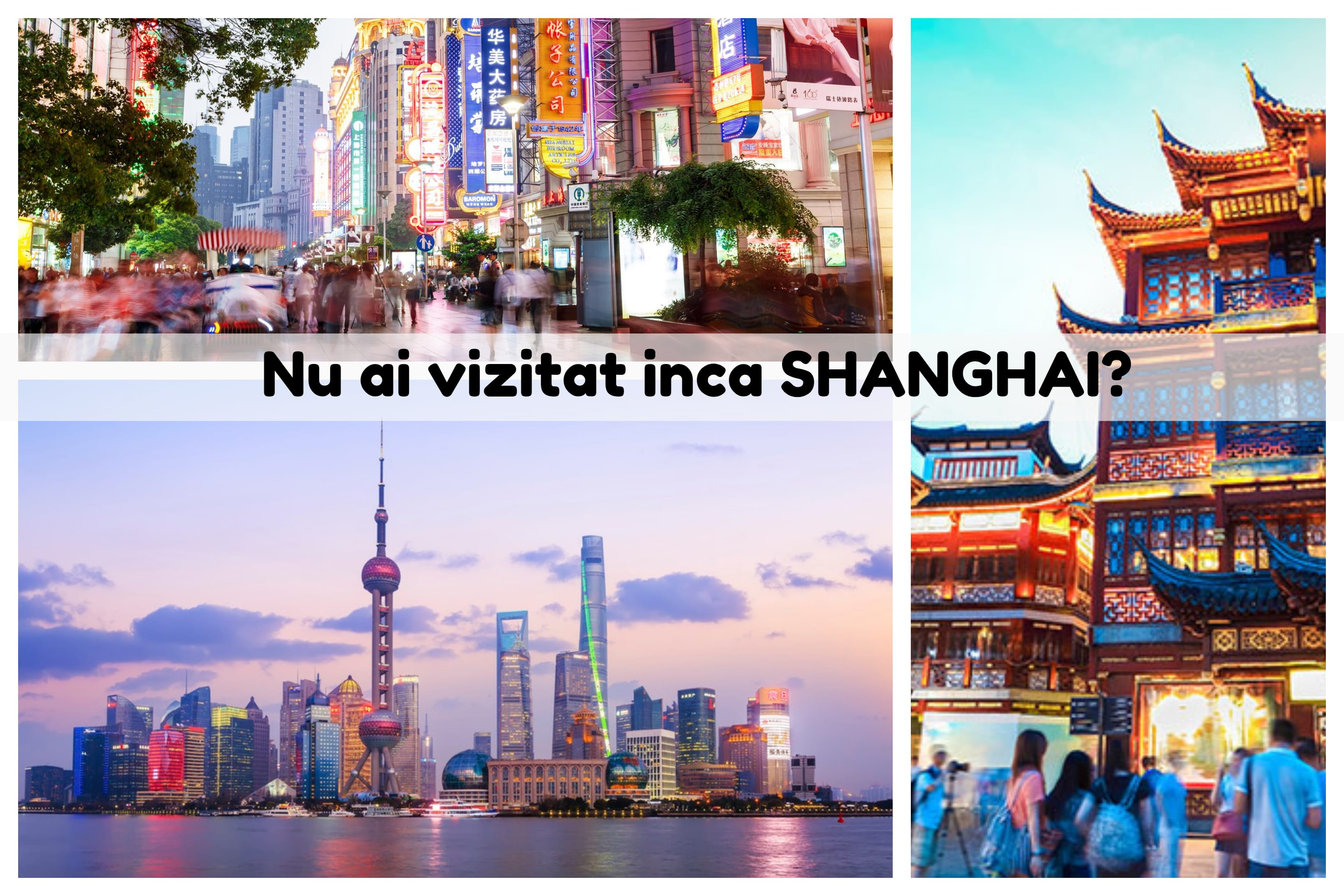 Zboruri KLM catre Shanghai, China
