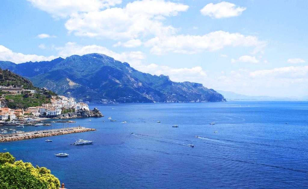Italia Coasta-Amalfi Litoral 2019
