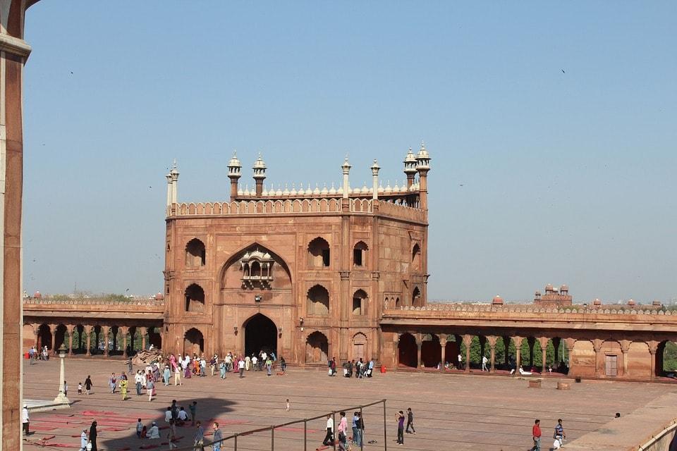 Obiective India Fortareata Indiei
