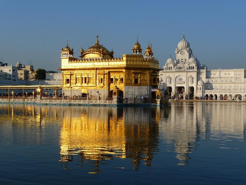 Obiective turistice India - Templul de aur