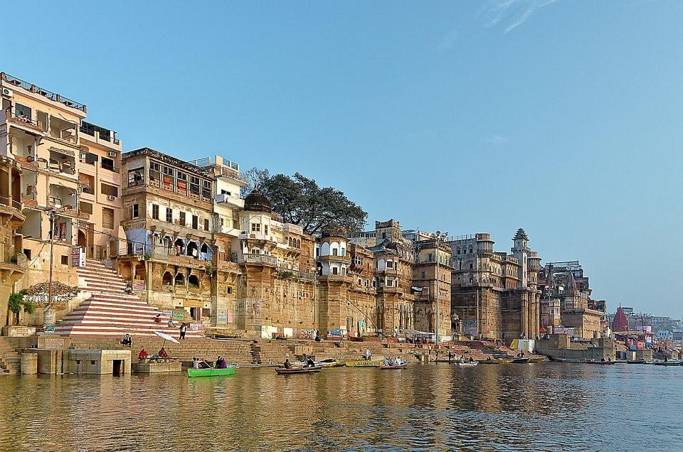 Obiective turistice India - Orasul Sfant