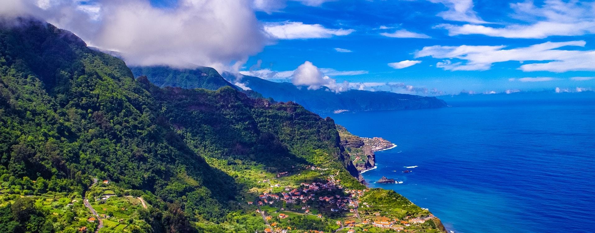 Madeira - Portugalia - Litoral 2019