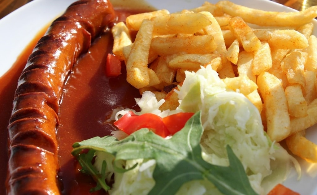 Curry Wurst Berlin