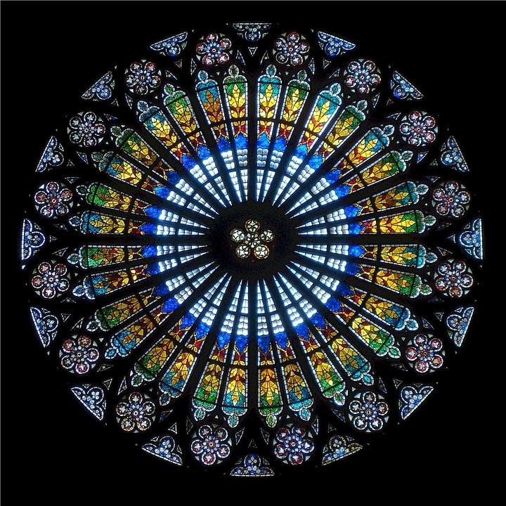 Biserica Saint-Pierre Le Jeune - obiective turistice Strasbourg