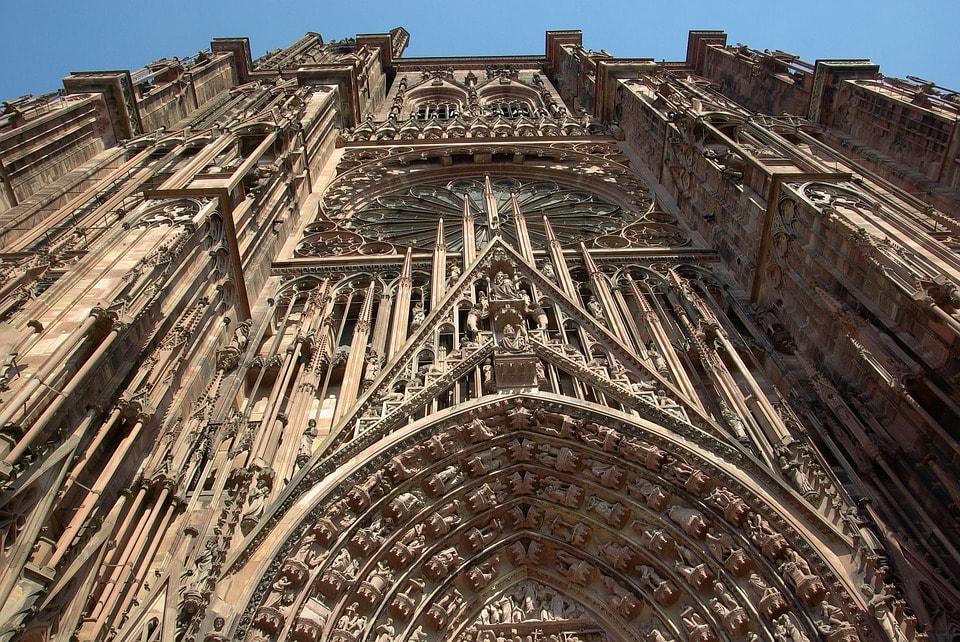 Catedrala Strasbourg - obiective turistice Strasbourg