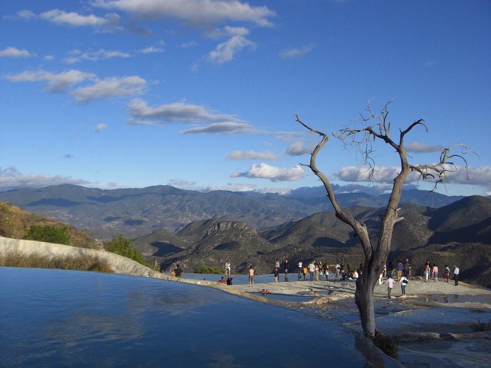 Hierve El Agua - destinatii inedite Mexic