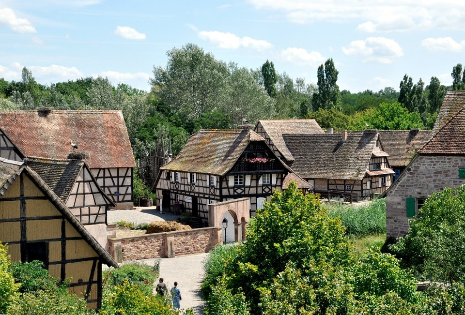 Muzeul Alsacian- obiective turistice Strasbourg