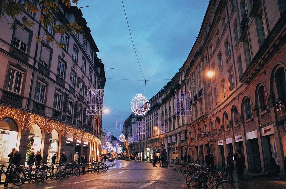Pietele de Craciun Strasbourg- obiective turistice Strasbourg