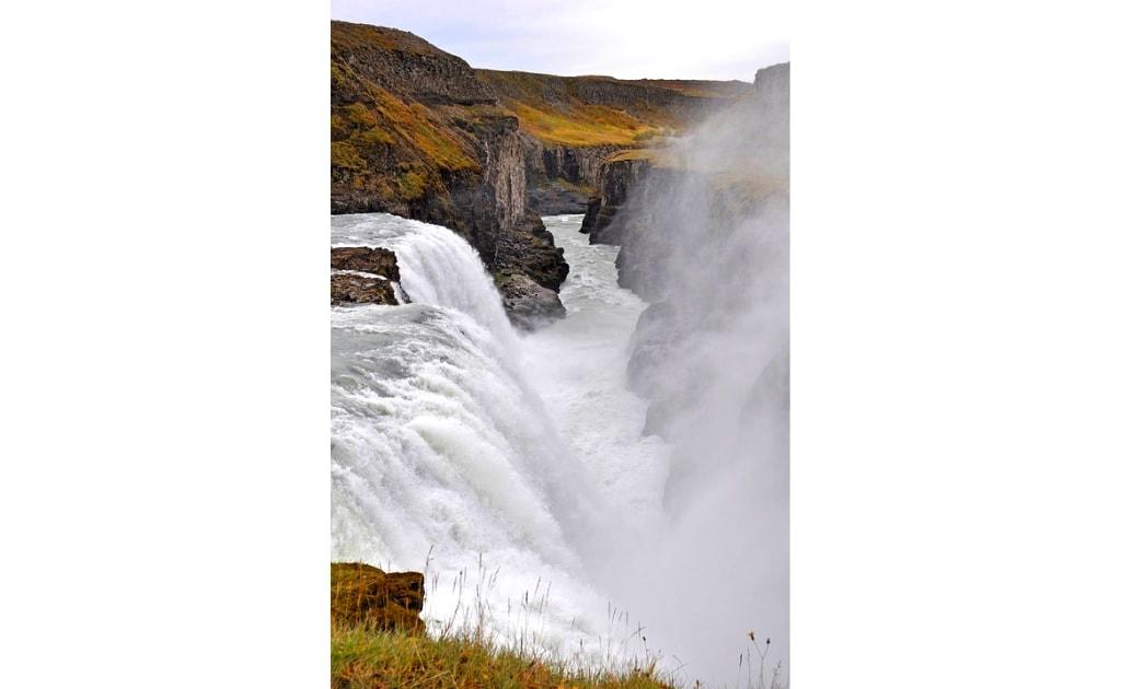 Obiective turistice Islanda - Cascada Dettifoss