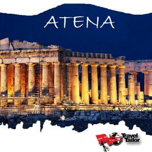 City Break Atena 2021